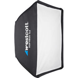 Westcott Softbox 1x2 with Silver Interior