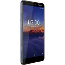 Nokia 3.1 Dual-SIM 16GB Smartphone (Unlocked, Blue/Copper)