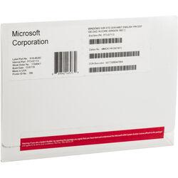 Microsoft Windows Server 2016 Standard - Base License and Media (16 Core)
