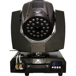CITC Maniac II RGBA Moving Head Fog Machine with Remote