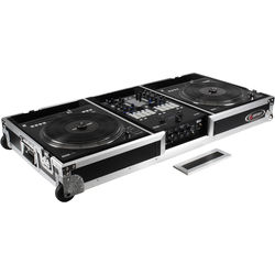 Odyssey Innovative Designs DJ Battle Coffin Case for Rane Seventy-Two and 2 x Twelve Controllers