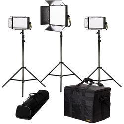 ikan Lyra 3-Point Daylight LED Kit