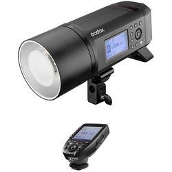 Godox AD600Pro Witstro Flash and Nikon Wireless Trigger for Nikon Cameras Kit