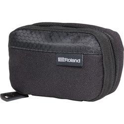 Roland CB-BPR07 Black Series Compact Pouch for R-07 Recorder (Black)