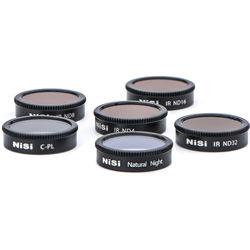 NiSi Lens Filter Kit for DJI Mavic Air (CPL, Natural Night, IR ND4/8/16/32)
