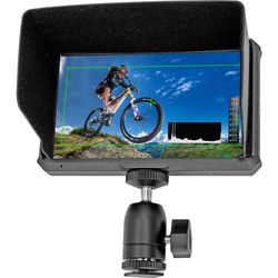 "GyroVu Ultra Lightweight 5"" On-Camera Monitor with Battery Kit"