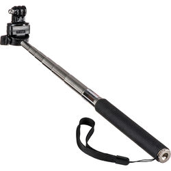 Dot Line DLC Extension Pole for GoPro and Compact Camera (Black)