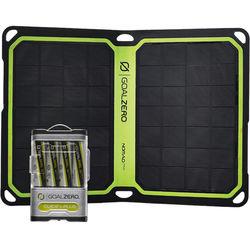 GOAL ZERO Guide 10 Plus and Nomad 7 Plus Solar Kit