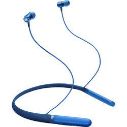 JBL Live 200BT In-Ear Neckband Wireless Headphones (Blue)