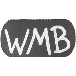 Wireless Mic Belts WMB Labels Beltpack Labeling Tabs (Black, Set of 20)