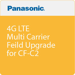 Panasonic 4G LTE Multi Carrier Field Upgrade for CF-C2