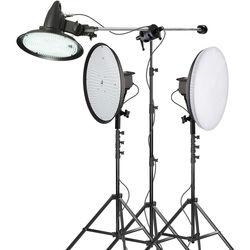 Genaray SpectroLED Daylight 3-Light Interview Kit