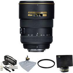 Nikon AF-S DX Zoom-NIKKOR 17-55mm f/2.8G IF-ED Lens with Accessory Kit