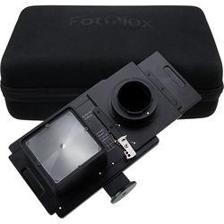 FotodioX Vizelex RhinoCam System with Mamiya 645 Lens Mount for Sony E Mount Cameras