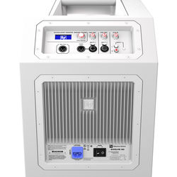 Electro-Voice EVOLVE 50 Portable 1000W Bluetooth-Enabled Subwoofer (White)