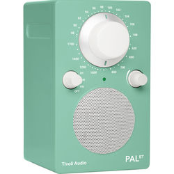 Tivoli PAL BT Bluetooth Portable Radio (Limited Edition Lucite Green)