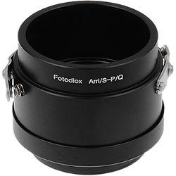 FotodioX Mount Adapter for ARRI Standard-Mount Lens to Pentax Q-Mount Mirrorless Camera