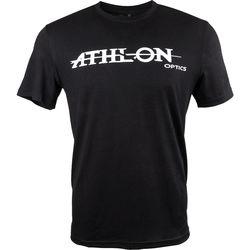 Athlon Optics Logo T-Shirt (Large, Black)