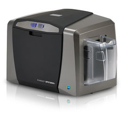 Fargo DTC1250e Single-Sided ID Card Printer with Ethernet and Internal Print Server