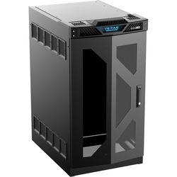 """Atlas Sound TT20-30P Texas Tough 20 RU Rack (30""""-Deep, Plexiglas Door)"""