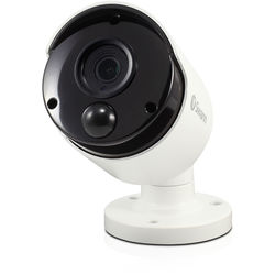 Swann SWPRO-4KMSB-US 4K UHD Outdoor Bullet Camera with Night Vision