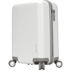 Incase Designs Corp Novi 4-Wheel Hubless Travel Roller 22 (White)