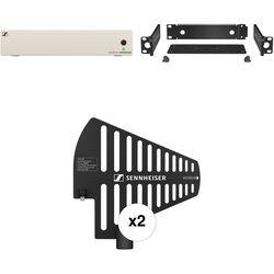 Sennheiser G4 ASA 214-UHF Active Antenna Splitter Bundle 5 Kit