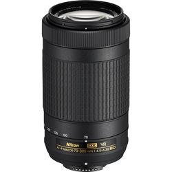 Nikon AF-P DX NIKKOR 70-300mm f/4.5-6.3G ED VR Lens (Refurbished by Nikon USA)