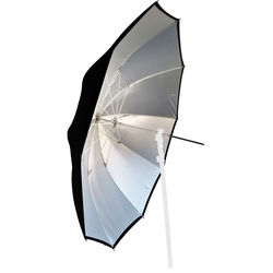 "Photek GoodLighter Umbrella with Removable 8mm Shaft (White, 36"")"