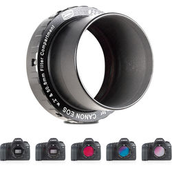 Alpine Astronomical Baader Canon EOS Wide T-Ring Systemwith Deep-Sky H-alpha Filter