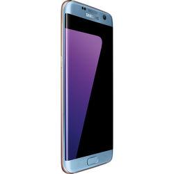 Samsung Galaxy S7 Edge SM-G935T 32GB Smartphone (Unlocked/T-Mobile, Blue Coral)