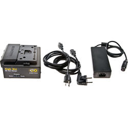 Kino Flo Single Fast Charger with Universal Power Supply