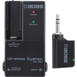 BOSS WL-50 Wireless System for Pedalboards