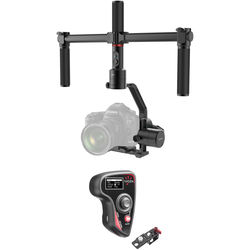 Moza Air 3-Axis Motorized Gimbal Stabilizer Kit with Wireless Thumb Controller