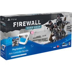 Sony PlayStation VR Aim Controller Firewall Zero Hour Bundle (PS4)
