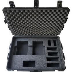 Nila Pelican Storm iM2950 Case with Custom Foam Insert for Double Varsa V2 Kit