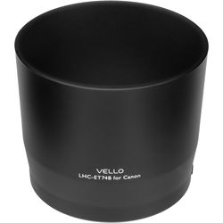 Vello ET-74B Dedicated Lens Hood with Lock