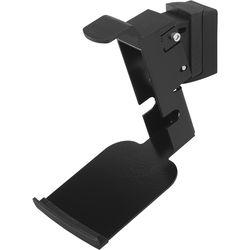 FLEXSON Horizontal Wall Mount for Sonos PLAY:5 Smart Wireless Speaker (Black, Single)