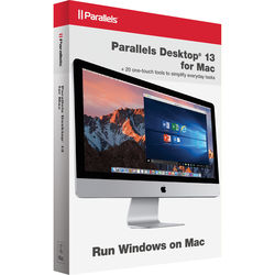 Parallels Desktop 13 for Mac (Download, 1-Year License)