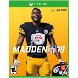 Electronic Arts Madden NFL 19 (Xbox One)