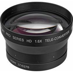 Century Precision Optics 0HD-16TC-Z7U 1.6x Telephoto Converter Lens