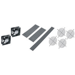 "Middle Atlantic 6"" Fan Kit for DWR Series Wall-Mount Rack (32"" Deep)"