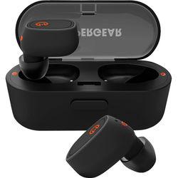HyperGear Sport True Wireless Earbuds with Charging Case (Black)