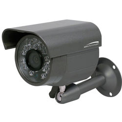 Speco Technologies HD-TVI  IR 2Mp Bullet Camera, 3.6mm Fixed Lens (Gray Housing)
