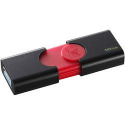 Kingston 16GB DataTraveler 106 USB 3.0 Flash Drive