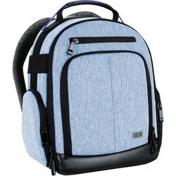 USA GEAR USA Gear U Series UBK DSLR Camera Backpack (Blue)