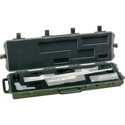 Pelican 472-PWC-M16 iM3300 Hard Case for One M24 Remington 700 (Black)