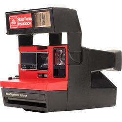 Polaroid Originals 600 State Farm Insurance Cam Instant Film Camera