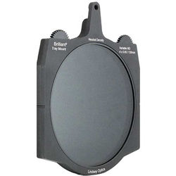 "Lindsey Optics 138mm Brilliant Variable ND Filter for 4 x 5.65"" Cine Matte Boxes"