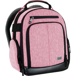 USA GEAR USA Gear U Series UBK DSLR Camera Backpack (Red)